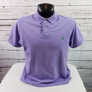 Polo Ralph Lauren Custom Fit Polo Men's Shirt XL